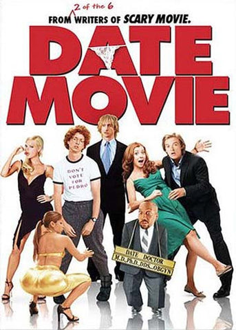 Date Movie DVD Movie