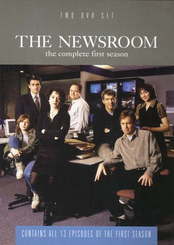 The Newsroom - The Complete First Season (Canadian show) DVD Movie