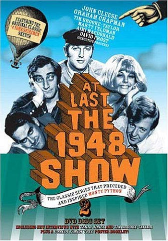At Last the 1948 Show DVD Movie