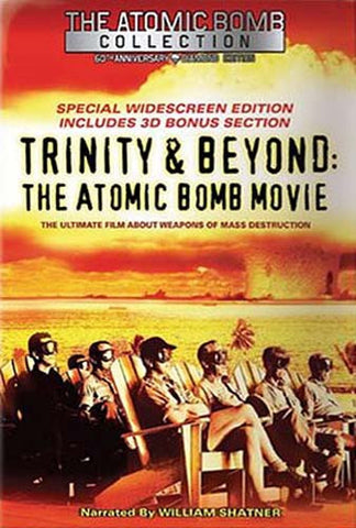 Trinity AndBeyond - The Atomic Bomb Movie (Don t add in inventory) DVD Movie