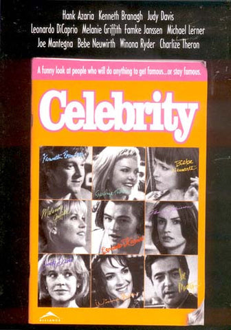 Celebrity DVD Movie