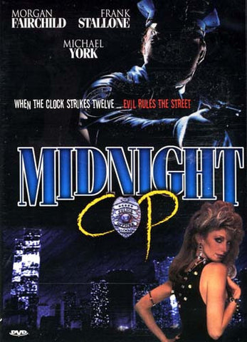 Midnight Cop DVD Movie