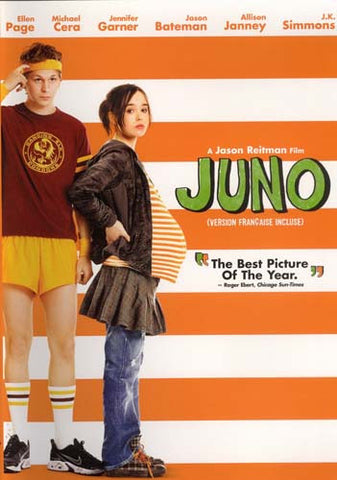 Juno (Bilingual) DVD Movie
