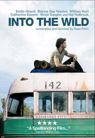 Into the Wild DVD Movie