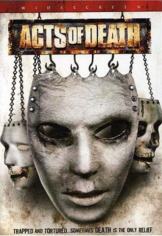 Acts of Death DVD Movie