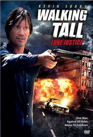 Walking Tall - Lone Justice DVD Movie