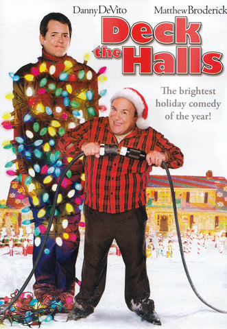 Deck the Halls (Danny DeVito) DVD Movie