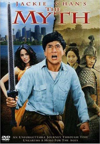 The Myth - Jackie Chan DVD Movie