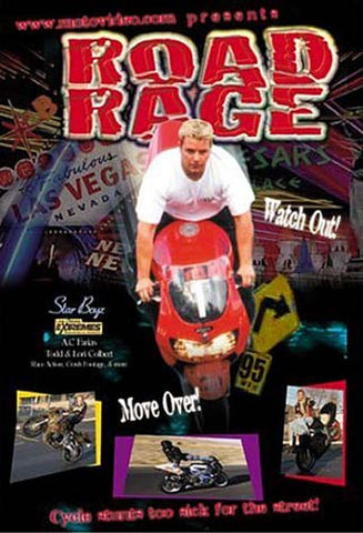 Road Rage (Bonus - Road Trash) DVD Movie