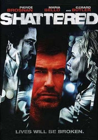 Shattered (Pierce Brosnan) DVD Movie