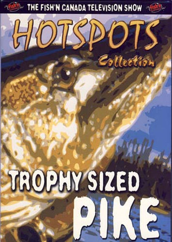 Trophy Sized Pike (Hotspots Collection) DVD Movie
