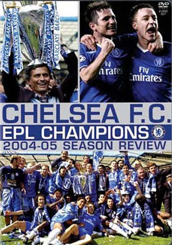 Chelsea F.C. 2004-05 Season Review DVD Movie