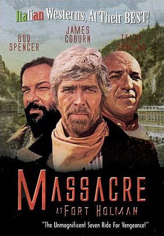Massacre At Fort Holman DVD Movie