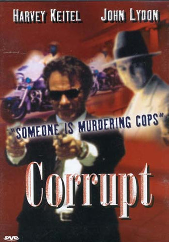 Corrupt/Corrupt Lieutenant DVD Movie
