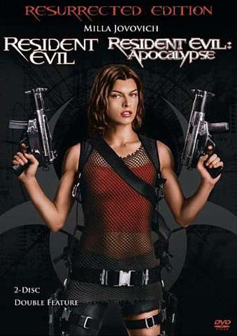 Resident Evil / Resident Evil: Apocalypse (Resurrected Edition) DVD Movie