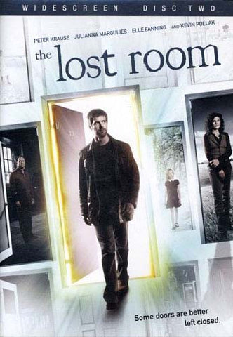 The Lost Room (Widescreen 2-Disc Set) DVD Movie