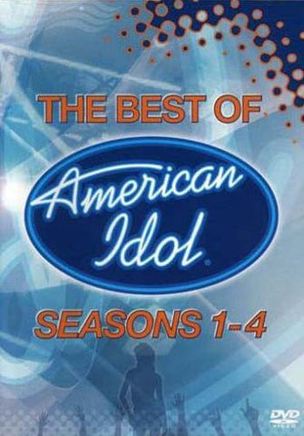 The Best Of American Idol - Season 1-4 DVD Movie