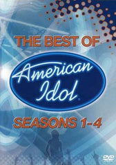 The Best Of American Idol - Season 1-4