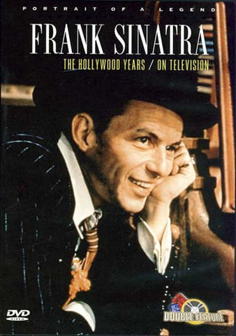 Frank Sinatra - Hollywood Years/On Television DVD Movie