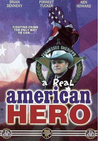 A Real American Hero DVD Movie