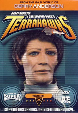 Terrahawks - Vol 5 DVD Movie