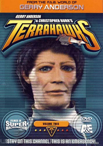 Terrahawks - Vol.2 DVD Movie