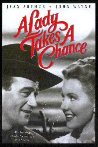 A Lady Takes a Chance DVD Movie