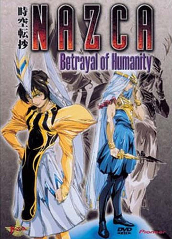 Nazca - Betrayal of Humanity DVD Movie