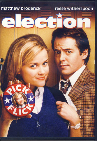 Election (Reese Witherspoon) DVD Movie