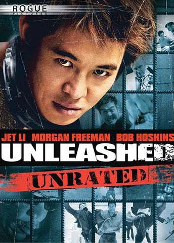 Unleashed (Extreme Version) (Jet Li)(Bilingual) DVD Movie