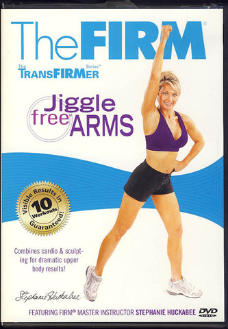 The Firm - Jiggle Free Arms DVD Movie