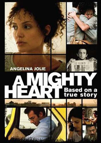 A Mighty Heart DVD Movie