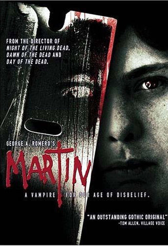 Martin (George A. Romero) DVD Movie