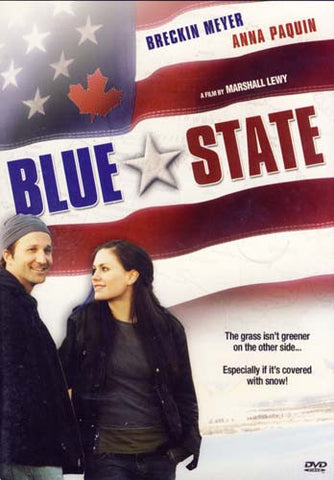 Blue State DVD Movie