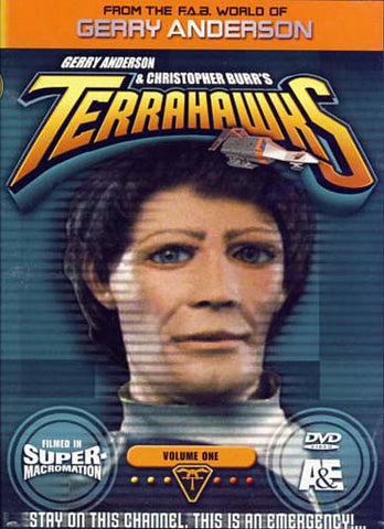 Terrahawks - Vol.1 DVD Movie