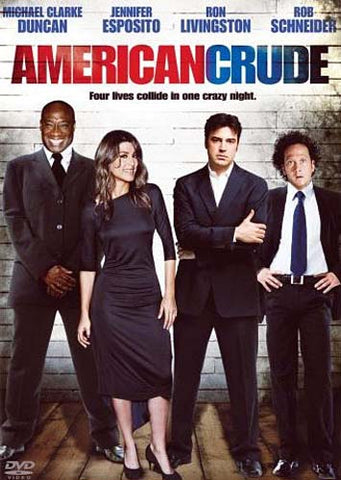 American Crude DVD Movie
