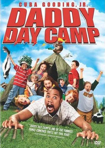 Daddy Day Camp DVD Movie