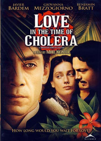 Love in the Time of Cholera (New Line) DVD Movie