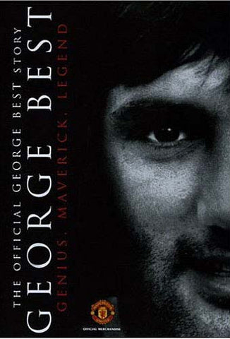 The Official George Best Story DVD Movie