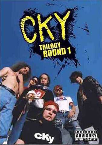 CKY Trilogy Round 1 DVD Movie