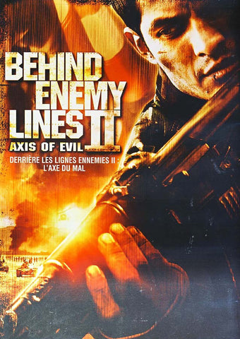 Behind Enemy Lines II - Axis of Evil (Derriere Les Lignes Ennemies II - L'Aux Du Mal) DVD Movie