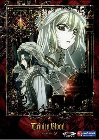 Trinity Blood, Chapter IV DVD Movie