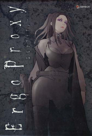 Ergo Proxy - Volume 1 - Awakening (Limited edition) (Boxset) DVD Movie