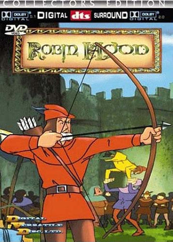 Robin Hood (Collectors Edition) DVD Movie