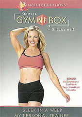 Gym In A Box With Leisa Hart - Sleek In A Week/My Personal Trainer