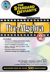 The Standard Deviants - Pre-Algebra - Part 2