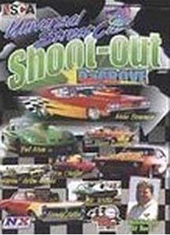 Universal Streetcar Shootout DVD Movie