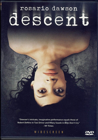 Descent (Rosario Dawson) DVD Movie