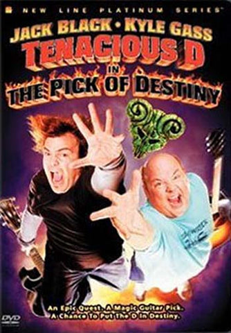 Tenacious D in The Pick of Destiny (Bilingual) DVD Movie