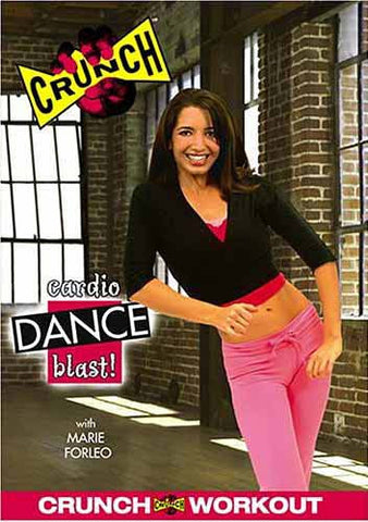Crunch - Cardio Dance Blast DVD Movie